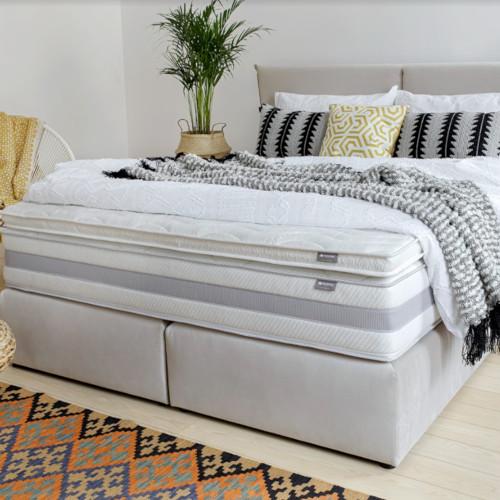 Odkryj podnoszące jakość snu materace nawierzchniowe!