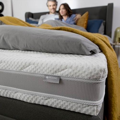 Materace dla par gwarancją komfortowego snu dla dwojga!